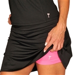 Golftini Tech Pull On Bora Bora Golf Skort