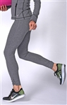 Golftini Unexpected Heather Grey Legging