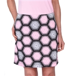Golftini Performance Golf Skort - Nine & Wine