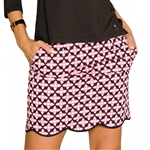Golftini Fierce Cotton Golf Skort
