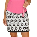 Golftini Cotton Golf Skort - Masters