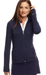 Golftini Tech Jacket Navy