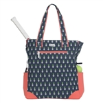 Ame & Lulu Pineapple Tennis Tote