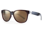 Sundog Freestyle Polycarbonate Lens Sunglasses - Brown/Tortoise