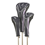 Nancy Lopez Flame Headcovers
