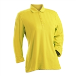 Nancy Lopez Grace Amber 3/4 Sleeve Polo