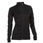 Nancy Lopez Quake Black Active Jacket