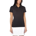 Puma Pounce Short Sleeve Golf Polo- Black