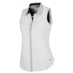 Sunice Sydney Coollite Sleeveless Polo - White