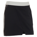 Sunice Bonnie Stretch Golf Skort - Black