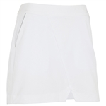 Sunice Bonnie Stretch Golf Skort - Pure White