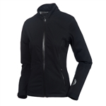 Sunice Onassis Zephal Waterproof Stretch Jacket Black