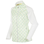 Sunice Belmont X20 Water Repellent Wind Jacket - Spearmint