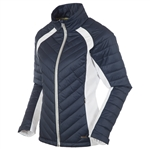 Sunice Cristina Thermal Featherless Insulated Stretch Jacket - Midnight