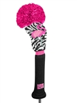 Loudmouth Golf Savage Flamingo Fairway Headcover