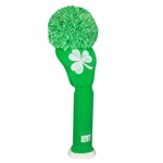 Loudmouth Golf Shamrock Driver Headcover