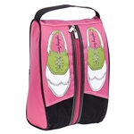 Sydney Love Golf Shoe Bag - Pink