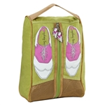 Sydney Love Golf Shoe Bag - Green