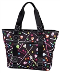 Sydney Love East West Tote - Driving Me Crazy
