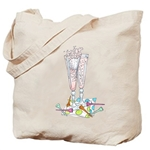 Bloom Designs Golf Celebration Jumbo Tote Bag