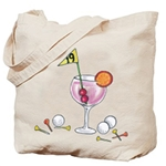 Bloom Designs 19th Hole Jumbo Tote Bag - Golf America