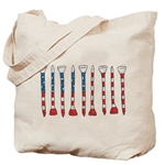 Bloom Designs Golf America Jumbo Tote Bag - Golf America