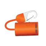 Puma Soundchuck Mini Bluetooth Speaker - Vibrant Orange