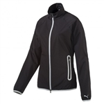 Puma Full Zip Puma Black Wind Jacket
