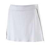 Puma Mesh Knit Golf Skort - White
