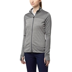 Puma Colorblock Full Zip Golf Jacket - Quiet Shade