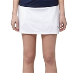Puma Solid Knit Golf Skort - White