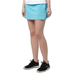 Puma Solid Knit Golf Skort - Blue Atoll