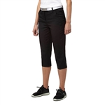 Puma Pounce Bermuda Golf Capri - Black