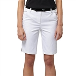 Puma Pounce Bermuda Golf Short - White