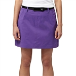 Puma Pounce Golf Skort - Royal Purple