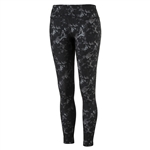 Puma Floral Golf Tight - Black