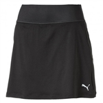 Puma PWRSHAPE Solid Knit Golf Skort - Black