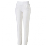 "Puma PWRSHAPE 29"" Cropped Golf Pant - Bright White"