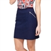 GG Blue Fab Fit Golf Skort - Navy