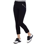 GG Blue Fab Fit Golf Pant - Black
