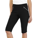 GG Blue Fab Fit Golf Short - Black