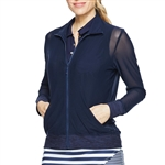 GG Blue Petra Jacket -  Navy