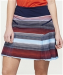 GG Blue Anthem/Navy Caddy Skort