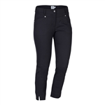 Daily Sports Lyric City Highwater Pant - Black