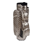 Cutler Sports Cart Golf Bag - Champagne