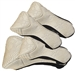 Cutler Taylor Beige Head Covers