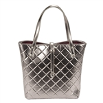 Cutler Sports City Tote Bag - Champagne