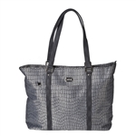 Cutler Taylor Gray Laptop Tote