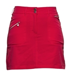Daily Sports Miracle Skort - Red