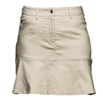 Daily Sports Swing Golf Skort - Sahara